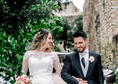 Sposi Castello di Rosciano