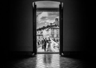 Entrata in Chiesa
