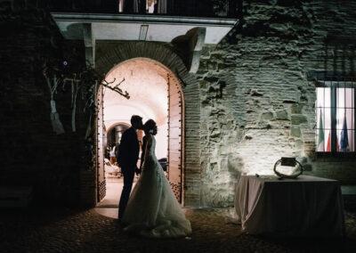 Bacio Sposi notturno