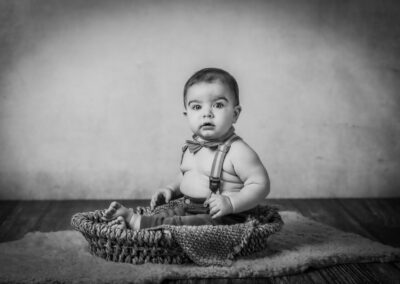 Baby portrait